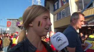 Merel Groenen (zus van Jackie) over keuzes tussen België en Nederland