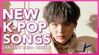 New K-Pop Songs | January 2020 (Week 2)