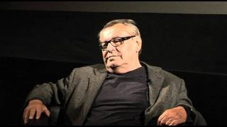 Miloš Forman - ZURICH MASTER CLASS 2010