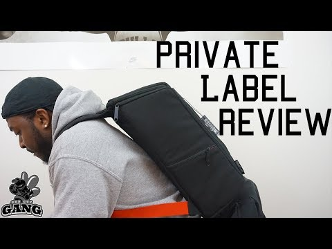 The Private Label Backpack Review