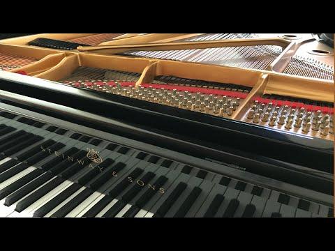 Student piano recital at Jane's (Teacher Ruo Huang)
