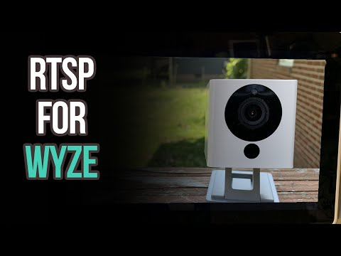 Wyze Cam RTSP 2019 - View It On Your Computer