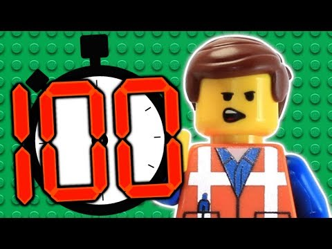 The Lego Movie's 100 Minute Advertisement EXPLAINED!