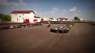 Урок вождения мотоцикла в 12 лет. Артур Цоклан. Эпизод 1.