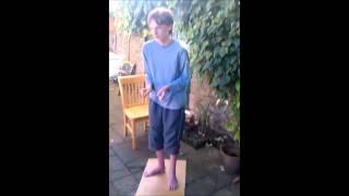 Hammycheez Does The Ice Bucket Challenge