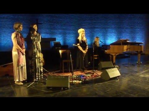 SONGBIRDS COLLECTIVE: DAISY CHAPMAN in Bochum 6. März 2016