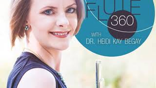 Episode 116: Military Flutists With Staff Sergeant Sonia Dell'omo
