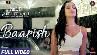Baarish Half Girlfriend Arjun Kapoor Shraddha Kapoor Ash King Sashaa Tanishk.mp3