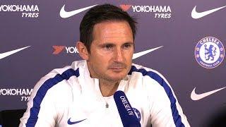 Frank Lampard Full Pre-Match Press Conference - Chelsea v Newcastle - Premier League