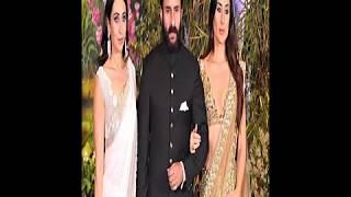 Bollywood Couples At Sonam Kapoor Wedding