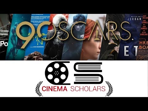 90th Annual Academy Awards Discussion - Cinema Scholars Podcast