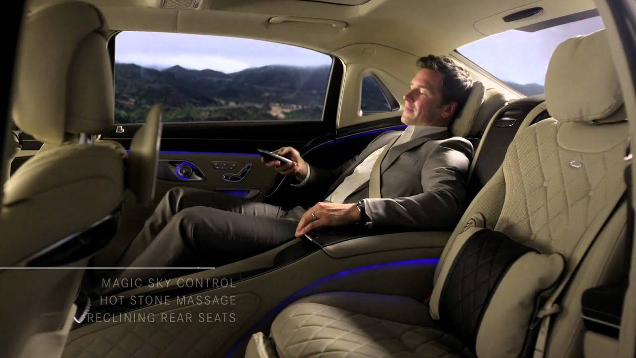 mercedes-maybach s600 video brochure - youtube
