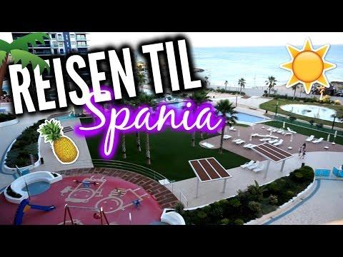 Reisen til Spania :: VLOG WEEK
