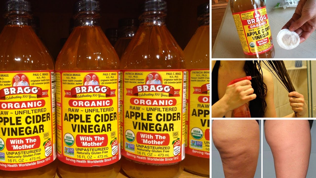 Apple Cider Vinegar For Health Drink