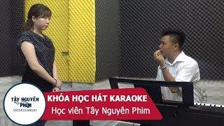 Khóa học hát karaoke tại TP.HCM