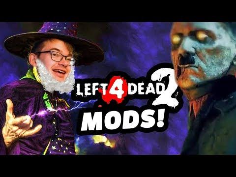 Zombie Hitler Santas - Left 4 Dead 2 Gameplay W/ Criken