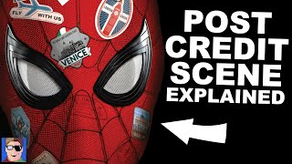 Spider-Man Far From Home Post Credit Scene Explained