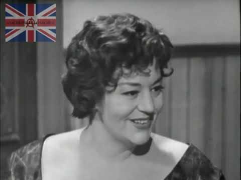 Miss Adventure Episode 1 Extract 1964 Hattie Jacques