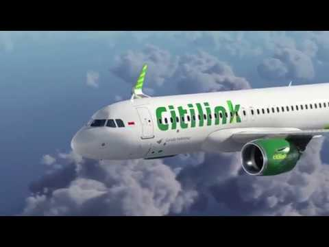 Citilink First New Airbus A320neo