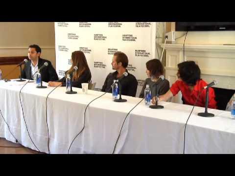 HIFF 2011 breakthrough performer panel
