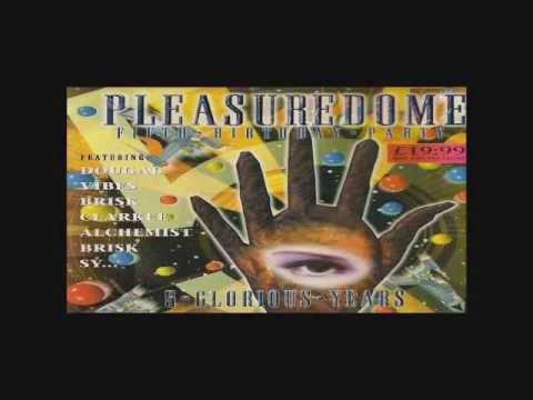Pleasuredome 5th Birthday (12-04-97) - Fergus