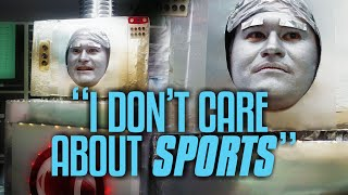 """Everybody's """"I Don't Care About Sports"""" Friend (Hardly Working)"""