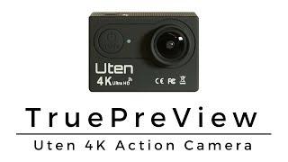 Uten - 4K Action Camera - Review