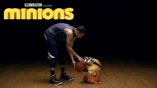 Minions - Splash Brothers Promo ft. Stephen Curry and Klay Thompson (HD) - Illumination