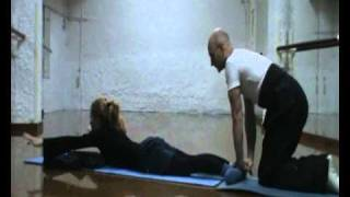 Russian Ballet Company.gr Maxim Antonichev - Streching.