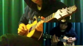 山本彩さんの雪恋をウクレレで弾いてみました。 いい曲なので知っていた...