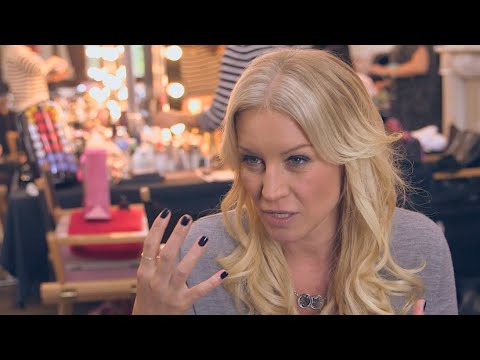 Denise Van Outen talks about her makeup and beauty routine