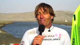 Antoine Albeau-FRA: New World Record with 53.27 kts