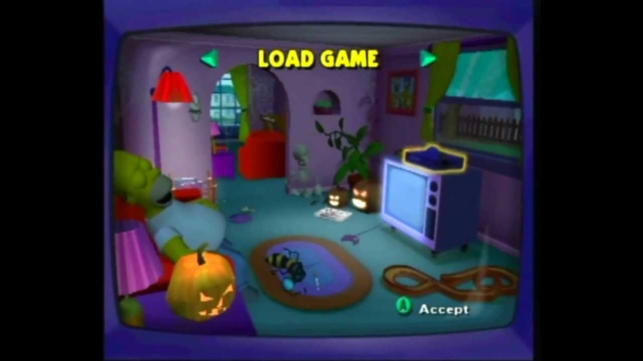 The Simpsons Hit & Run-Holiday Easter egg - YouTube