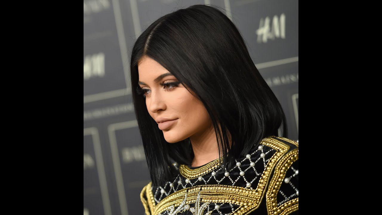 Hair I Short Haircut Bombshell Tutorial X Kylie Jenner Youtube