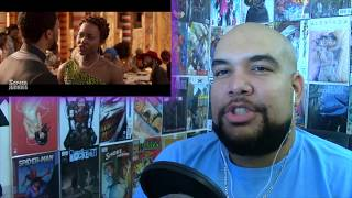 Honest Trailers Black Panther Reaction