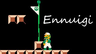 AWFUL DEPRESSED LUIGI IMPRESSION | Ennuigi
