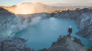 The BIG problem with tourists in amazing places - KAWAH IJEN, East Java Indonesia