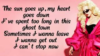Allie X - Cant Stop Now (Lyrics)
