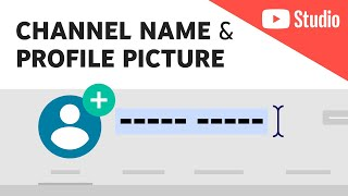 Update Your YouTube Chaฑnel Name & Profile Picture (Without Changing Your Google Account Info)