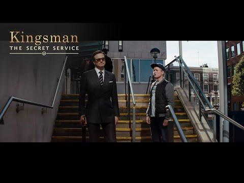 Kingsman- Look for it on Blu-ray, DVD & Digital HD   20th Century FOX