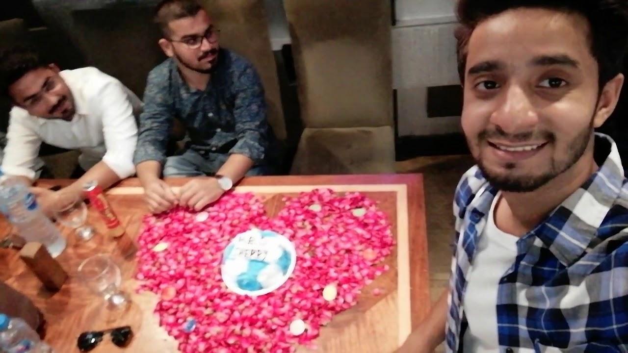 Birthday Celebration 2018 Options Restaurant Lahore Vlog 5