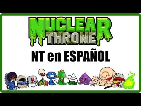 CÓMO JUGAR EN ESPAÑOL | Nuclear Throne - Español/Guía
