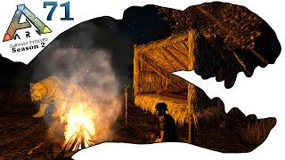 ARK Survival Evolved Gameplay - S2 Ep71 - A Day In The Life of Zueljin - Let