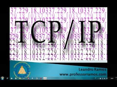 Protocolo IP - Endereçamento TCP-IP v4.0 - Aula Única - www.professorramos.com