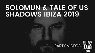 Solomun & Tale of Us @ Shadows - Cova Santa Ibiza - 2019 - DHB Party Video 001