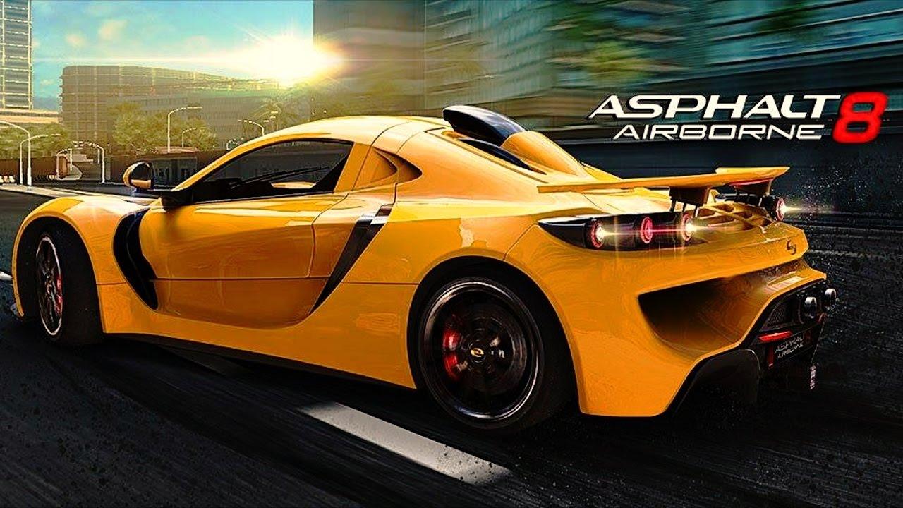 Asphalt  How To Get Cars For Free