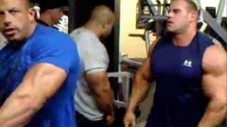 Bodybuilding Motivation — Jay Cutler Mr.Olympia 2010