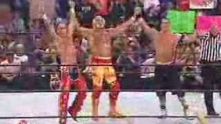 John Cena, HBK, Hulk Hogan vs Christian, Y2J, Tysom Tomko P2