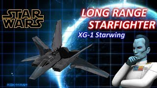 The Most Underrated Starfighter - Thrawn's Animated Analysis