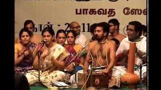 Kadayanallur Sri Rajagopal Bhagavathar - Namasankeerthanam 29-11-14